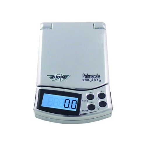 MyWeigh Palmscale 5 do 200g / 0,1g Silver